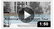 Ackerman Single Room Tour Video