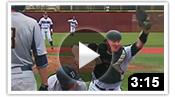 Baseball vs MSUB 2014
