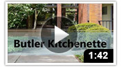 Butler Kitchenette Room Tour Video