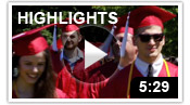 Commencement Highlights 2012