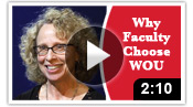 Faculty Choose WOU