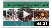 International Night 2014