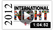 International Night 2012