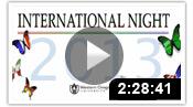 International Night 2013