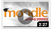 Moodle Getting Started