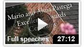 Pastega Awards 2013