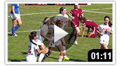 Soccer Highlights: vs CWU 10/3/2015