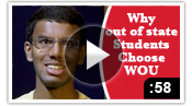 Students Choose WOU2