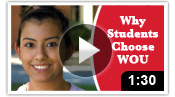Students Choose WOU