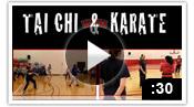 Tai Chi & Karate