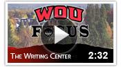 WOU Focus: Writing