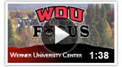 WOU Focus: WUC