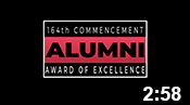 Alumni Award of Excellence 2021