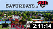 Saturdays at WOU