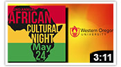 2nd Annual African Cultural Night