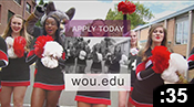 Apply Today at WOU #1