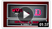 Football Highlights: at DSU 10/3/2015