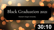 WOU Black Graduation 2021