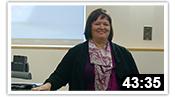 LAS Dean Candidate Kathleen Cassity