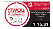 Youth Immigration and Crime 2018