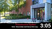Construction Update September 2020
