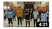CSSA Flash Mob