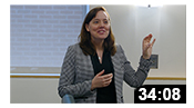 Dean of Library Candidate Lynn Deeken