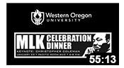 MLK Celebration Dinner 2019