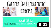 AES 2019: Careers In Therapeutic Exercise