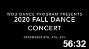 Fall Dance 2020