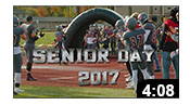 Football Senior Day 2017