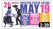 Nuestra Fiesta Latina 2017