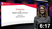 Scholarships at WOU: Presented by Financial Aid