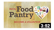 Become a WOU Food Pantry Volunteer