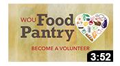 Become a WOU Food Pantry Volunteer