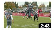 Football vs SFU 11/11/17