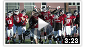 WOU Football vs HSU 2014