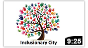 Inclusive City Panel Discussion June 2017