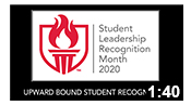 Student Leadership Recognition Month 2020: Upward Bound