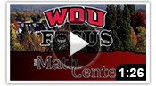 WOU Focus: Math Center