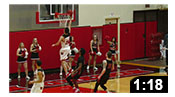 Men's Basketball Highlights vs CWU 2/23/19