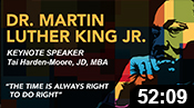 MLK 2021: Keynote Speaker