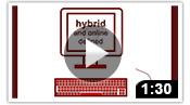 Moodle Hybrid & Online