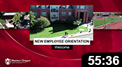 New Employee Orientation 2020