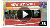 New At WOU