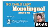 No Child Left Monolingual