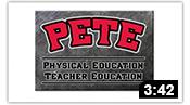 PETE Program