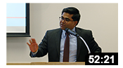 Graduate Dean Candidate Raja Dakshinamurthy