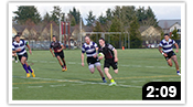 WOU Men's Rugby January 30