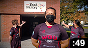WOU Men's Rugby Food Pantry Fundraiser